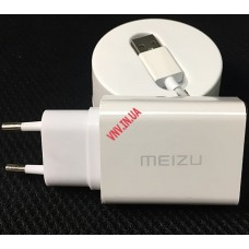Зарядка Meizu MX5, MX6, Pro 5 на 12V 9V 5V/2A mCharge 3.0 (UP1220)
