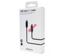 Шнур Sony UCB32 USB Type C (оригинал)