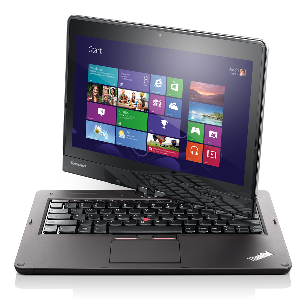 Обзор LENOVO THINKPAD YOGA