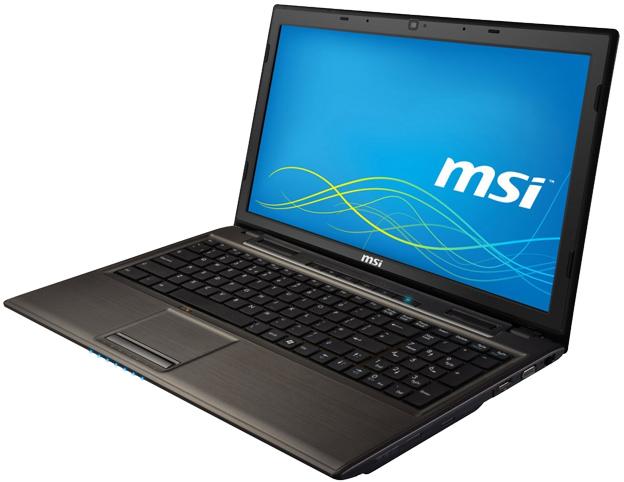 Обзор ноутбука MSI CR61