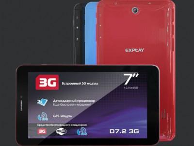 Обзор планшета Explay MiniTV 3G