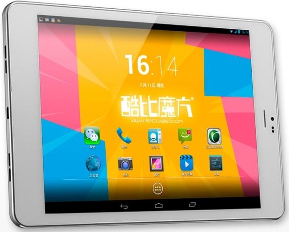 Обзор планшета Cube U55GT Talk79