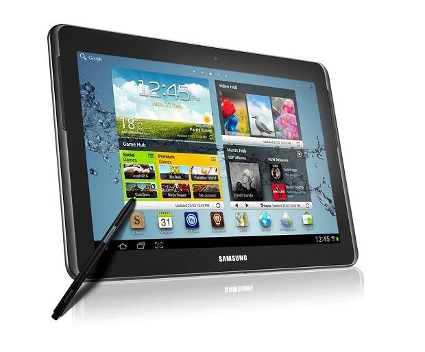 Обзор планшета Samsung Galaxy Note 8.0