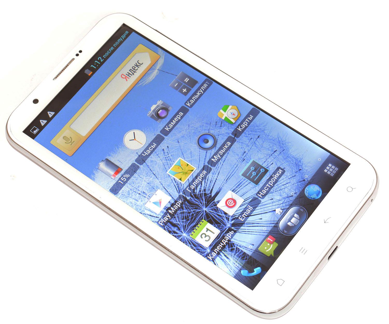 Обзор смартфона Qumo Quest 600