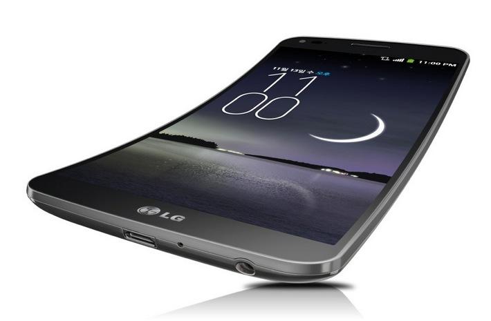 Обзор LG G FLEX
