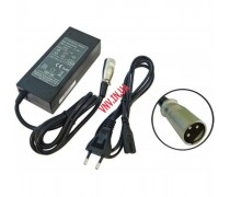 Зарядное Устройство для Электровелосипеда 24V 29.4V 1.5A-2A 3 pin XLR HP1202L2