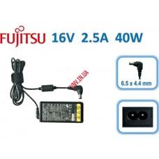 Блок Питания Fujitsu Lifebook на 16V 2.5A 40W модель CA01007-0730, FMV-AC305