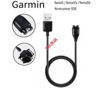 Зарядка Garmin Fenix 5, 5S, 5X, Forerunner 935, D2, Approach S10, S60, X10