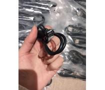 Зарядка Garmin Fenix 6, 6S, 6X Pro Solar Saphire, Black