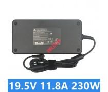Блок Питания Gigabyte AERO 15, 15S, 17; AORUS X5, X7, 15G, 17G на 19.5V 11.8A 230W модель A17-230P1A, A12-230P1A