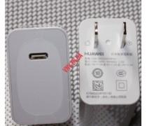 Зарядка Huawei 12V 2A/9V 2A/5V 2A 24W Type C