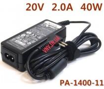 Блок Питания Ультрабука LG Ultraslim XNote P210, PD210, P220, P225, X300, P220 на 20V 2A