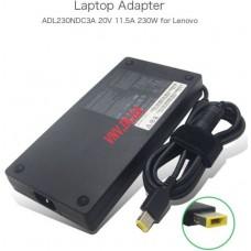 Зарядное Устройство Lenovo ThinkPad 20V 11.5A 230W (прямоугольный штекер)