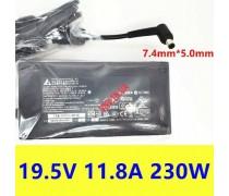 Блок Питания MSI GE63, GE63VR, GE73, GE73VR, GL73, GP63, GP73, GT72, GT72S, GT72VR на 19.5V 11.8A 230W модель ADP-230EB