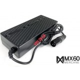 Зарядное Устройство Электросамоката Mercane MX60 на 60V, 67.2V 1.7A-2A