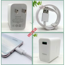 Зарядка OPPO Reno3 Pro 5G, K5 на 5V 6A 30W VOOC Flash Charge 4.0