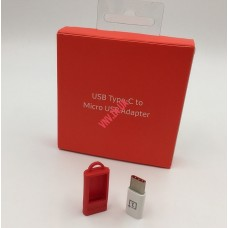 Переходник OnePlus Micro USB - USB Type C