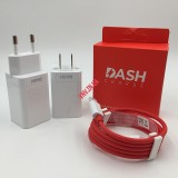 Быстрая Зарядка OnePlus Dash Charge 5V 4A 20W USB port