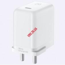 Зарядка OnePlus 8T на 10V 6.5A 65W Warp Charge USB Type C модель WC065A51JH, WC065A31JH, WC065A41JH