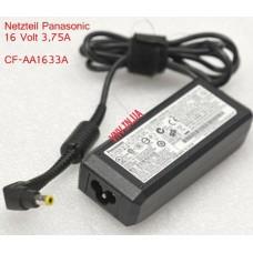 Адаптер Питания Panasonic ToughBook CF-19, CF-18, CF-29 модель CF-1632A, CF-AA1633A на 16V 3.75A 60W