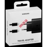 EP-TA845 Зарядка Samsung Galaxy Note 10 Plus, A91, Book S 45W Super Fast Charging 2.0
