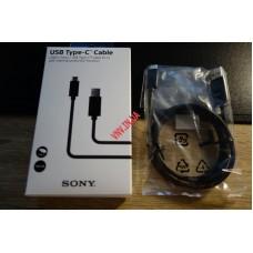 Кабель Sony UCB30 USB Type C (оригинал)