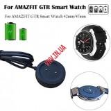 Зарядное Устройство Часов Xiaomi Amazfit GTR, GTS, T-Rex 42mm/47mm SmartWatch