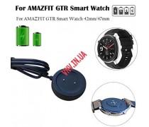 Зарядное Устройство Часов Xiaomi Amazfit GTR, GTS 42mm/47mm SmartWatch